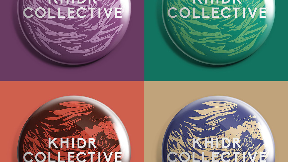 Khidr Collective Badge
