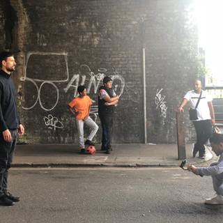 A still shot of  Sameer Qureshi's short