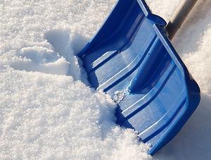 Shoveling, Environmentally Safe Ice Melt