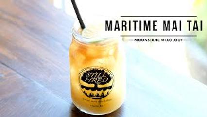 Still Fired Maritime Mai Tai