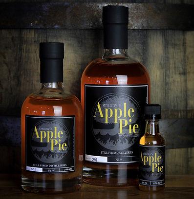 Granny's Apple Pie Moonshine