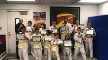 Congratulations Students!!