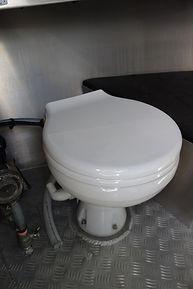Boat toilet