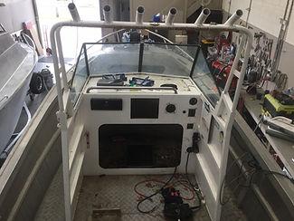 Centre cabin replacement Ozsea