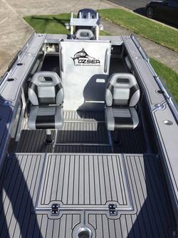 Ozsea 710 centre console