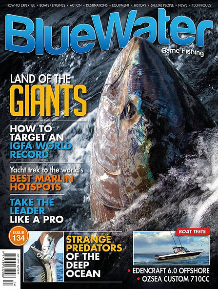 Bluewater 134