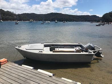Aluminium boat builders melbourn