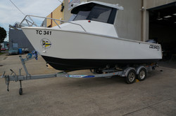 650 Sorrento sailing couta boat club