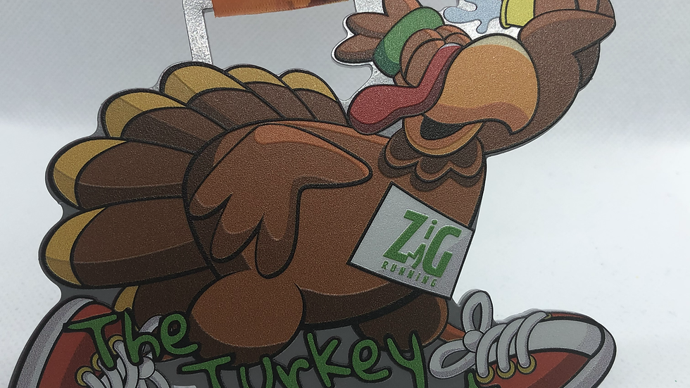 The Turkey Trot Virtual Challenge