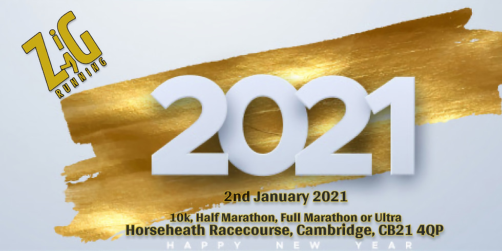 2021 - The New Year Challenge