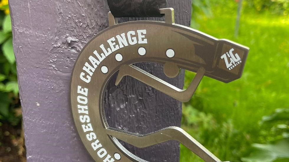 The Lucky Horseshoe Challenge