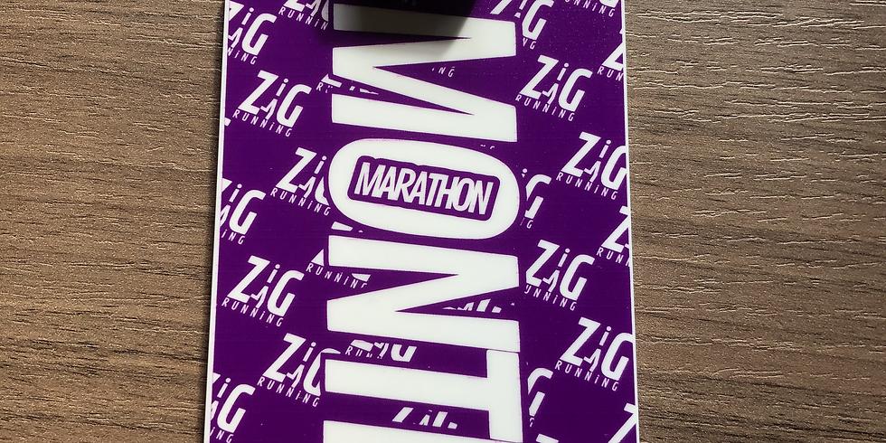 Marathon in a Month Virtual Challenge - July