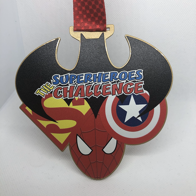 The Superheroes Challenge