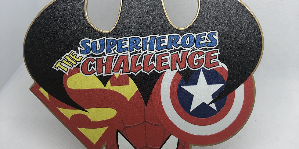 The Superheroes Challenge