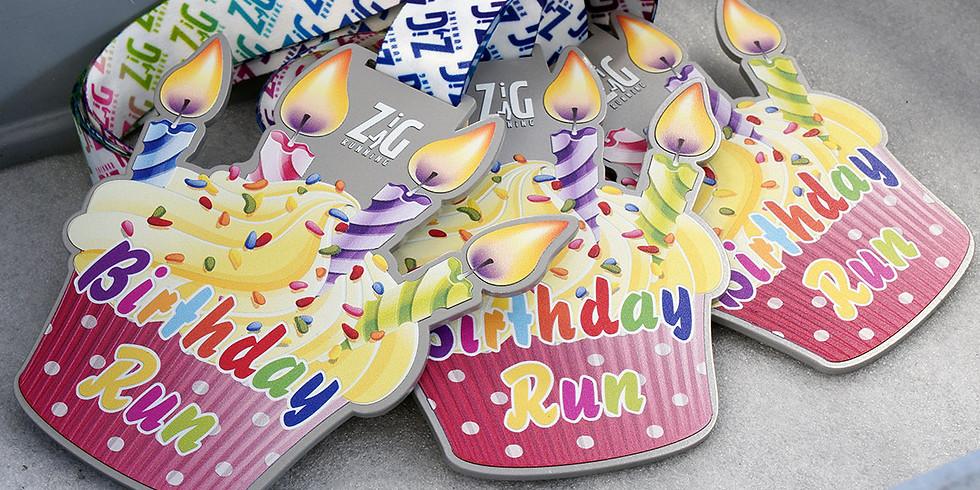 The Birthday Run