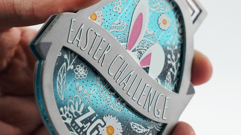 The Easter Virtual Challenge