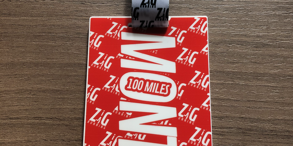 100 Miles in a Month Virtual Challenge - July