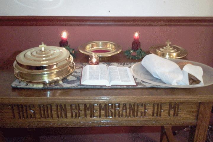 Communion War, WV Mission