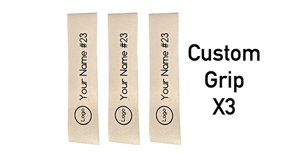 TRIPLE PACK CHAMROX CUSTOM GRIP (x3)