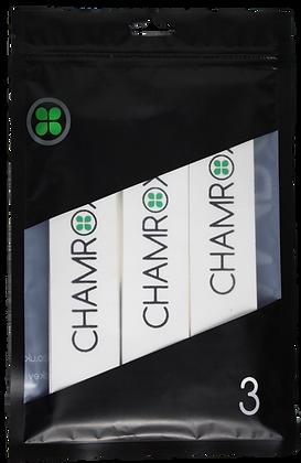 CHAMROX 3 PACK - WHITE