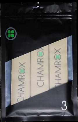 CHAMROX 3 PACK - ORIGINAL TAN