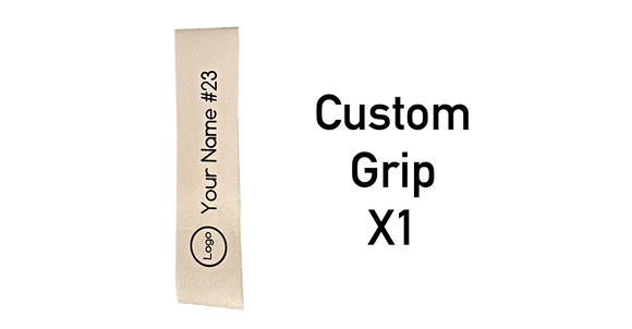 SINGLE PACK CHAMROX CUSTOM GRIP (x1)