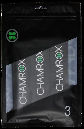 CHAMROX 3 PACK - BLACK