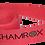 Thumbnail: CHAMROX Hot Pink Grip