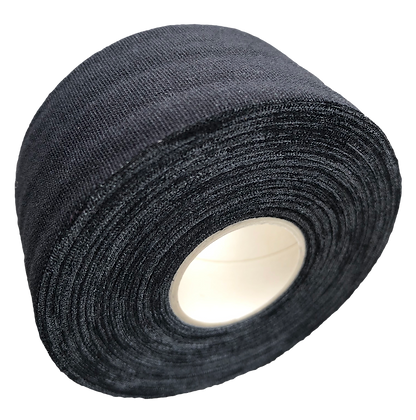STRAIGHT EDGE BLACK Zinc Oxide Tape