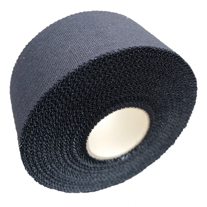 EASY TEAR BLACK Zinc Oxide Tape