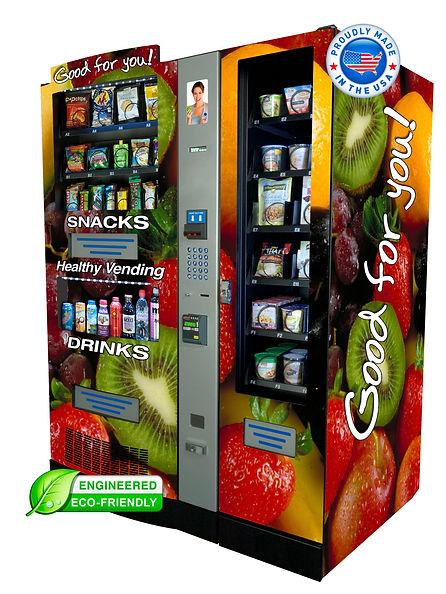 Healthy Vending Machine - Eat Right Vending, LLC