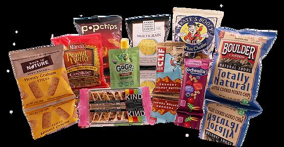 Healthy Snacks, Healthy Vending, Eat Right Vending