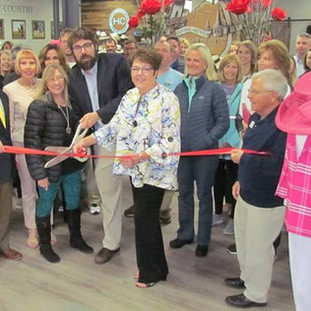 Bluegrass Traditions Ribbon Cutting