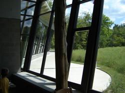 Commercial Glass - Raven Run Nature Sanctuary 2