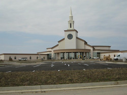 Commercial Glass - Florence Baptist Church