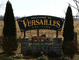 Welcome to Versailles Est 1792
