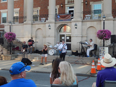 Twilight Festival Versailles, KY Bands