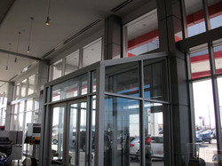 Commercial Glass - Toyota Nicholasville 2