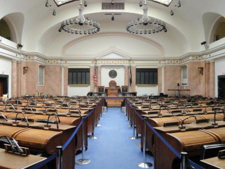 Legislative Update - March 15th, 2020