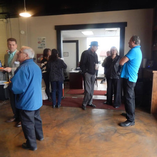 Woodford County Chamber Networking Event
