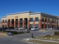 Commercial Glass - Beaumont Office Building