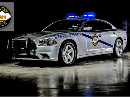 Legislative Update - Kentucky State Police Now Hiring for 100th Class of Cadets!