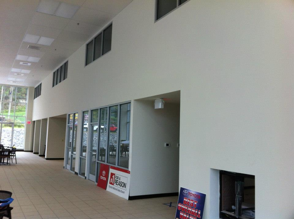 Commercial Glass - Prestonsburg, KY Toyota