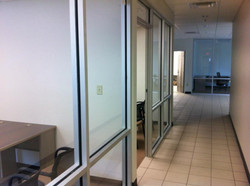 Commercial Glass - Prestonsburg, KY Toyota Offices