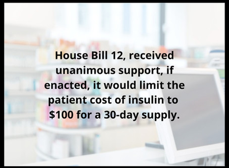 Legislative Update - February 23rd, 2020