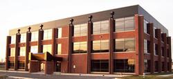 Commercial Glass - Wellington Office Building