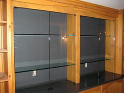 Glass - Doors & Shelves for Display Case
