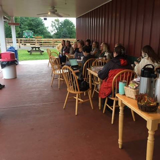 Woodford County Chamber Luncheon