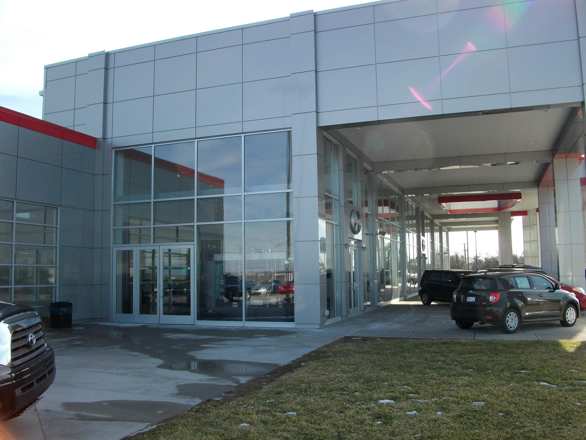 Commercial Glass - Toyota Nicholasville