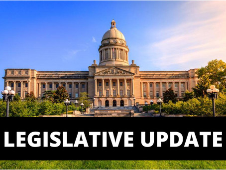 Legislative Update - July 7th, 2020